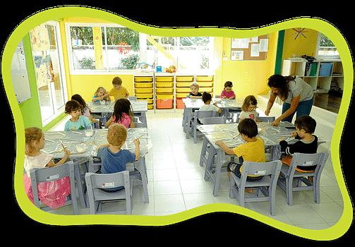 Children at Centre Acacia learning centre in Bangkok - International Kindergarten & French Nursery